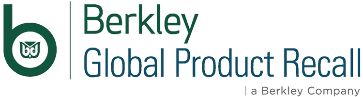 Berkly Global Product Recall