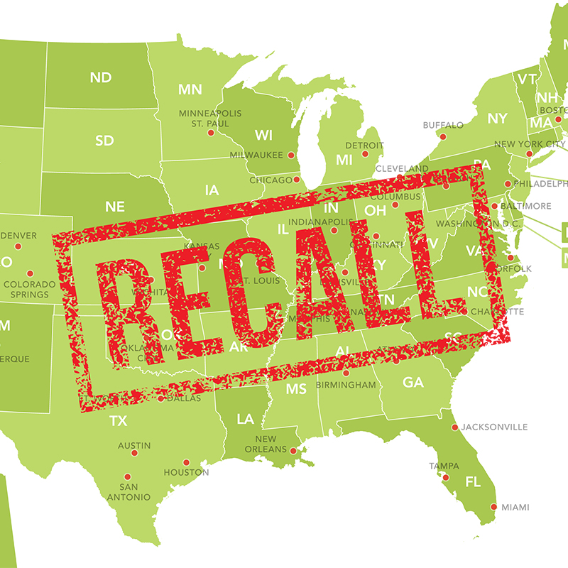 US product recalls