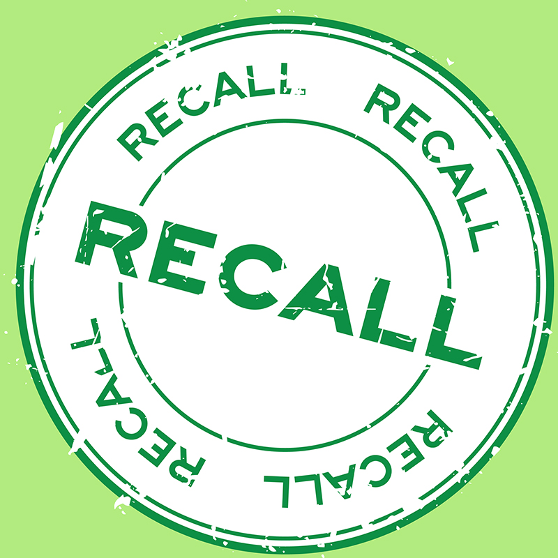 New FDA product recall strategy